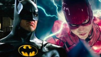 Photo of Michael Keaton Returning as Batman in The Flash Movie & More