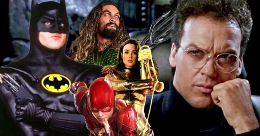 Michael Keaton Returning as Batman in The Flash