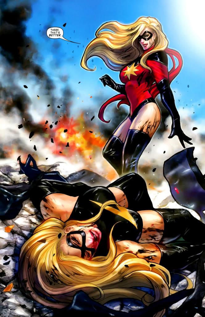 Captain Marvel Killed Her Own Mother