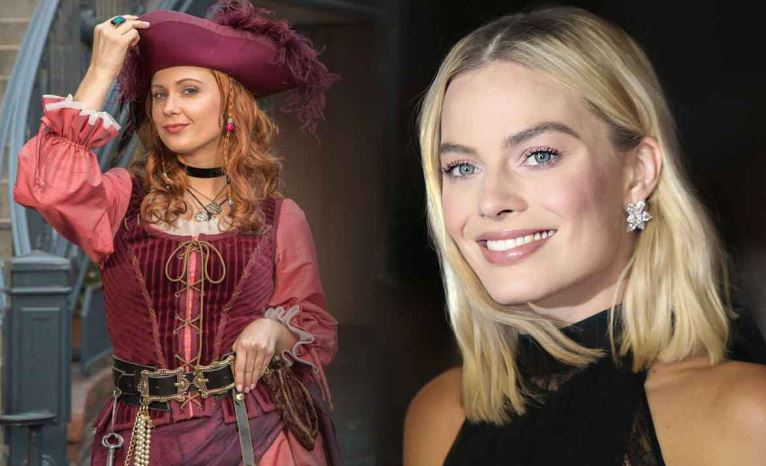 Margot Robbie Replaces Johnny Depp In Pirates of the Caribbean