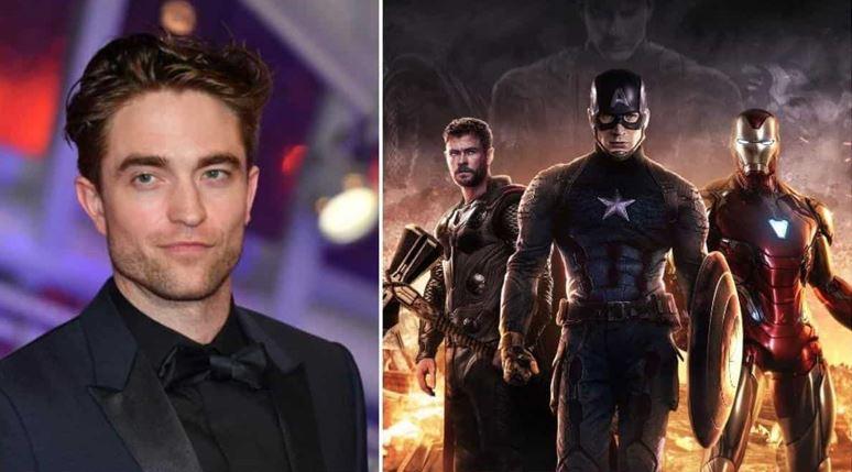 The Batman Robert Pattinson is Inspired