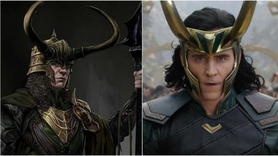 Photo of Thor: Ragnarok Concept Art Reveals a Much More Royal & Ancient Suit of Loki