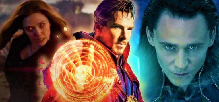 Doctor Strange 2 Theory – Loki Start The Multiverse of Madness
