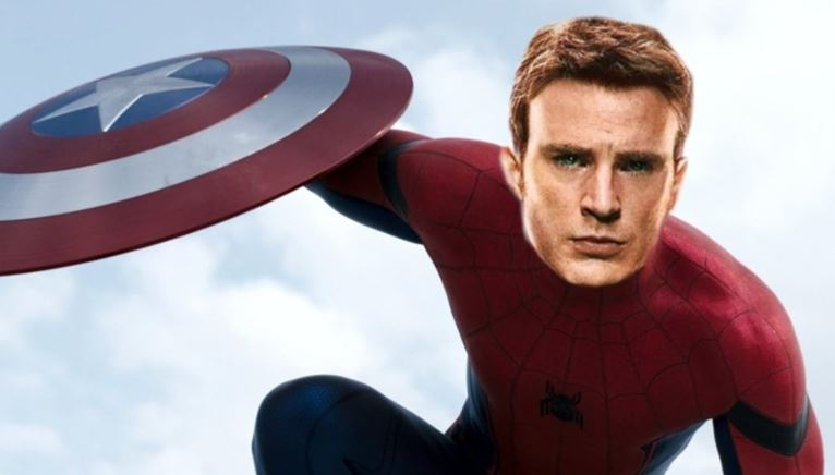 Chris Evans Other Superhero to Play