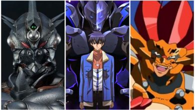 Photo of 10 Strongest Armor Suits In Anime That Will Pound The Iron Man Suit Into Dust