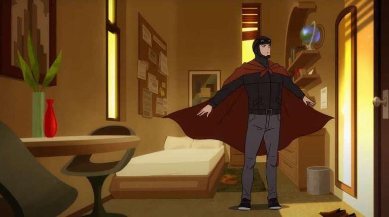 Superman: Man of Tomorrow Trailer