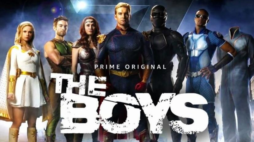 The Boys Spinoff Series