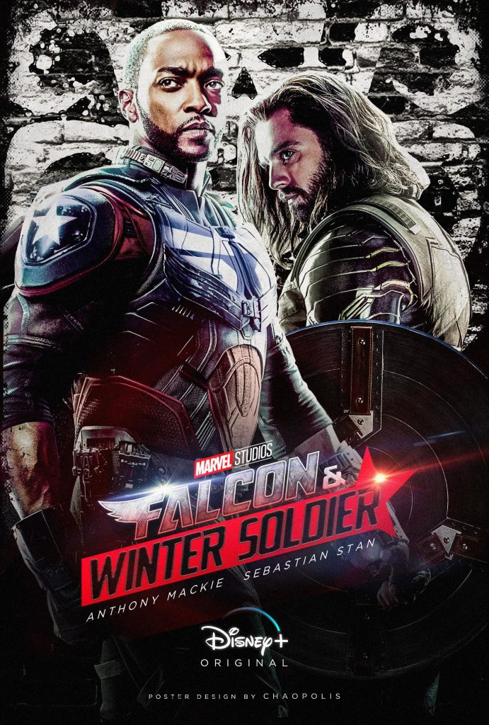 The Falcon and the Winter Soldier New Set Videos