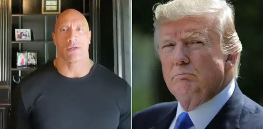The Rock Become President of The United States