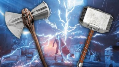 Thor 4 Theory New Mjolnir Forged In MCU