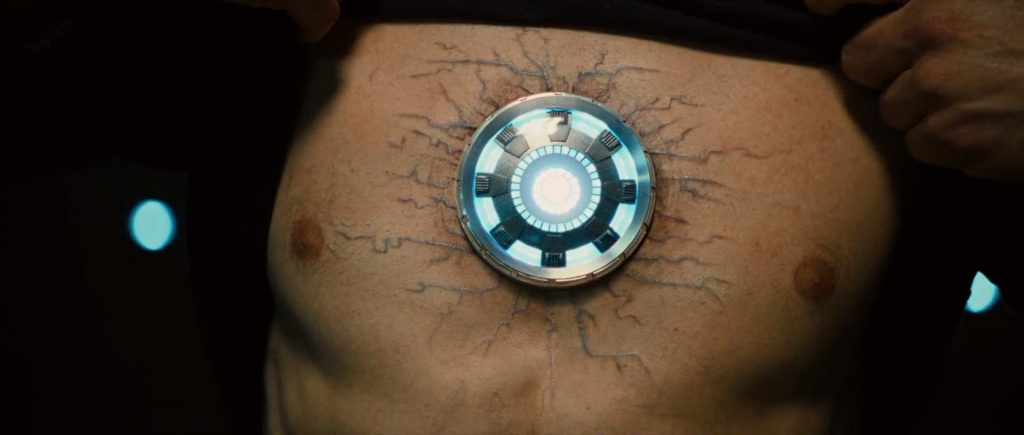 Tony Stark Used an Arc Reactor After Iron Man 3