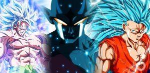 Transformations in Dragon Ball