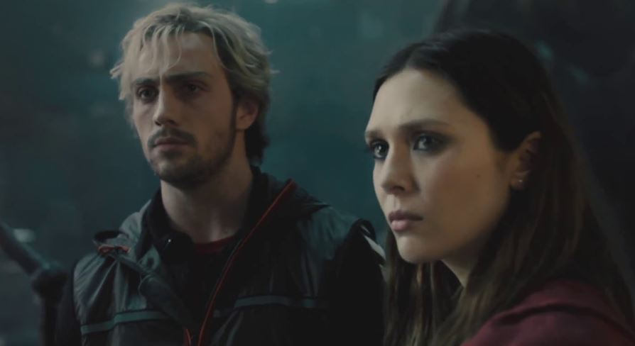 Wanda & Pietro Mutants in The MCU