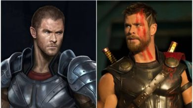 Photo of Thor: Ragnarok Concept Art Shows How Thor Almost Became Bald