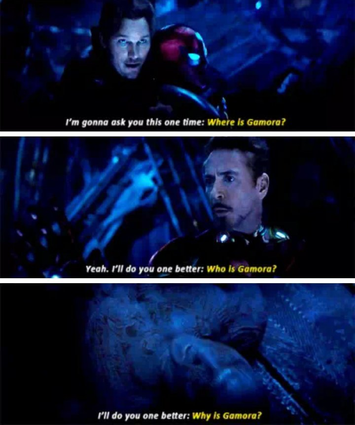 Best Moments That Were Improvised In MCU Movies