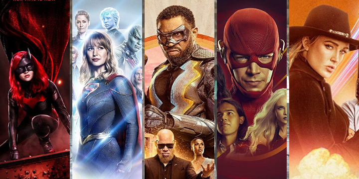 Major Change in The Arrowverse From 2021