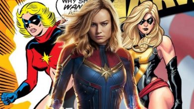 Photo of Marvel's Evil Captain Marvel Actually Killed Her Own Mother