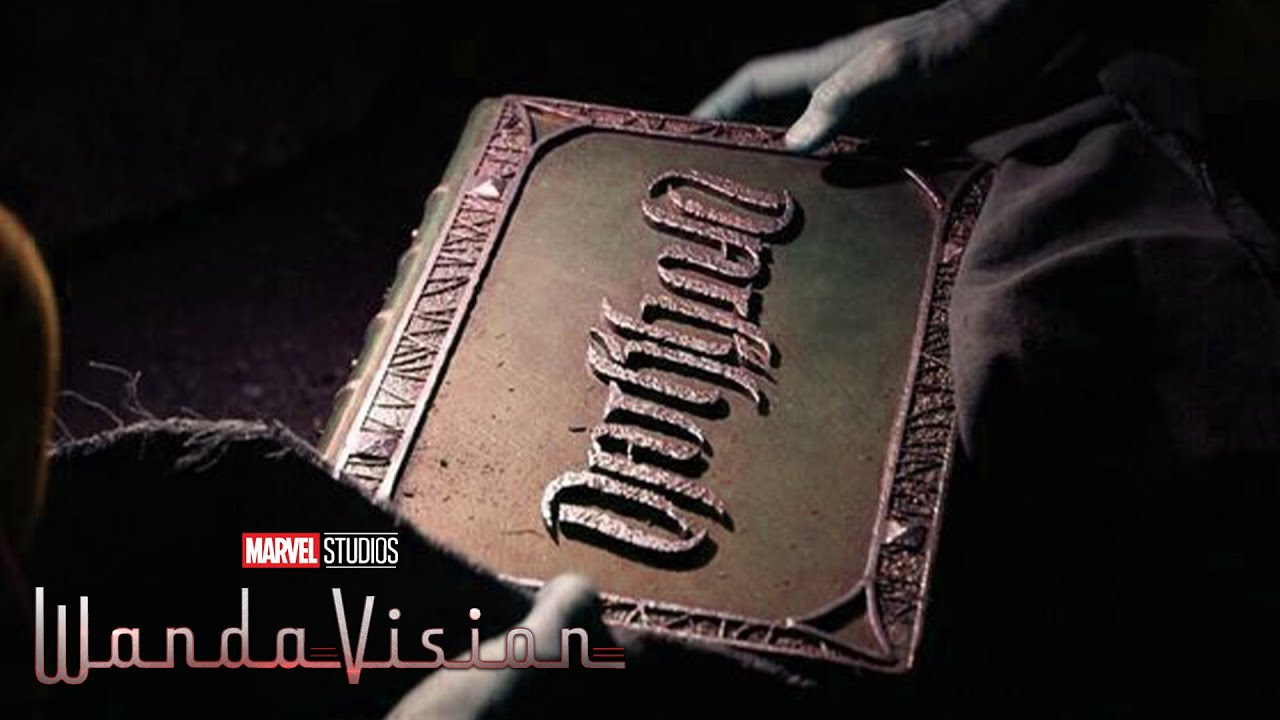 WandaVision Magic Rune Origin