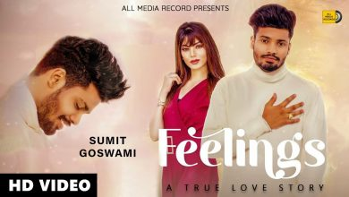 feelings song download mp3 by sumit goswami