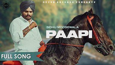 Photo of Pappi Song Sidhu Moose Wala Mp3 Full Punjbai Song