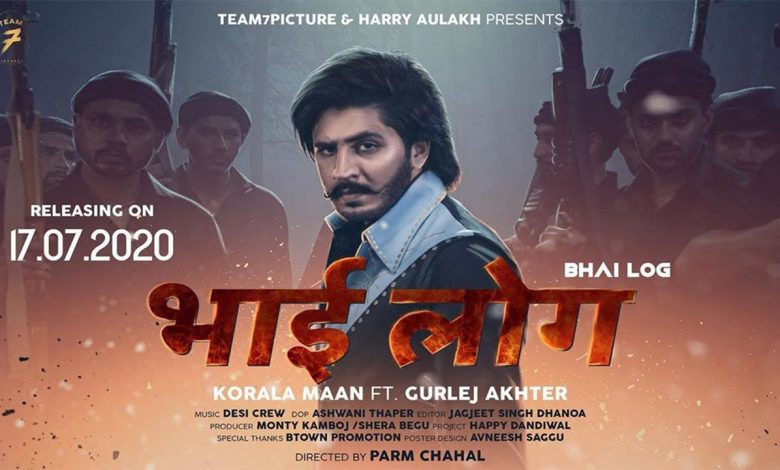 bhai log song by korala maan mp3 download