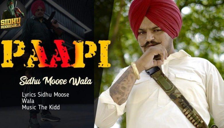 paapi sidhu moose wala mp3 download
