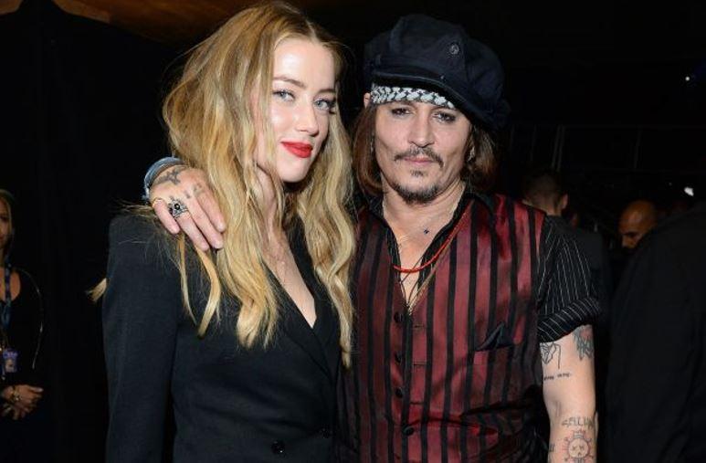 Amber Heard Afraid of Johnny Killing Her