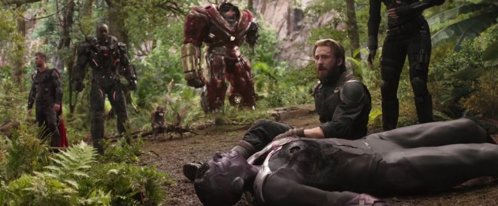 Decision That Made Infinity War And Endgame Better