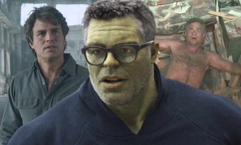 Infinity War Deleted Scene How Banner Transformed Into Smart Hulk