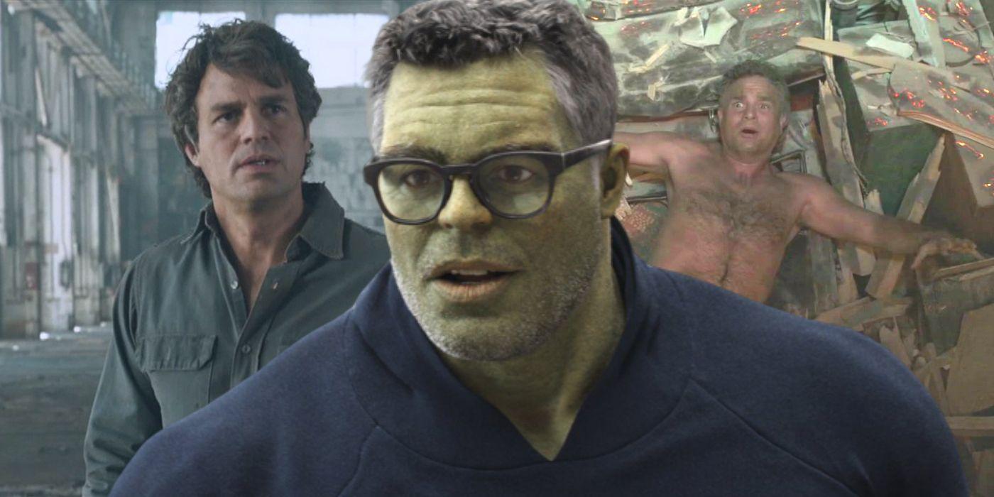 Infinity War Deleted Scene How Banner Transformed Into Smart Hulk