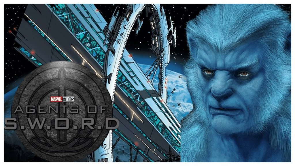 X-Men's Beast Into The MCU