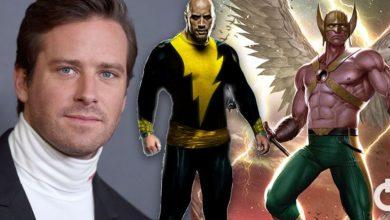 Photo of Black Adam – Noah Centineo's Casting Possibly Confirms Major DC Casting Leak