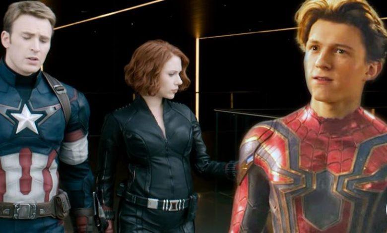 Behind The Scenes MCU Avengers