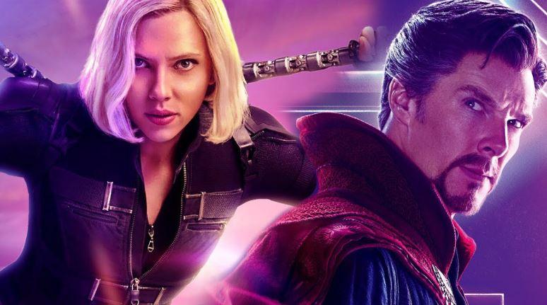 Scarlett Johansson Hinted Black Widow 2