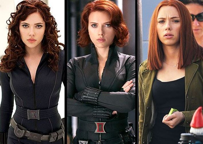 Facts About Scarlett Johansson