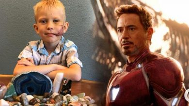 Photo of Chris Evans, Robert Downey Jr. And Tom Holland Address The Little Boy Who Saved His Sister