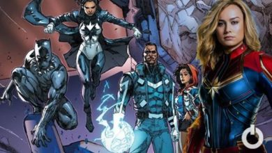 Photo of New Theory Suggests Captain Marvel 2 Will Lead Us To The Ultimates & Blue Marvel