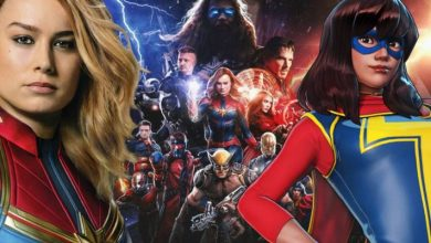 Photo of Ms. Marvel to Appear in Captain Marvel 2 Along With Many Other Avengers