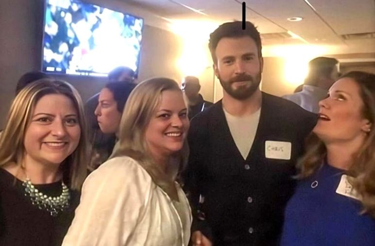 Chris Evans Real Life Captain America