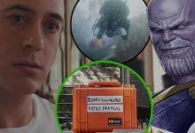 Photo of Major Evidence of Mysterio's BARF Tech Being Used in Avengers: Endgame Spotted
