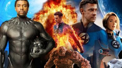 Photo of Marvel's Science Advisor Suggests How Fantastic 4 Can Join Enter MCU Through Black Panther