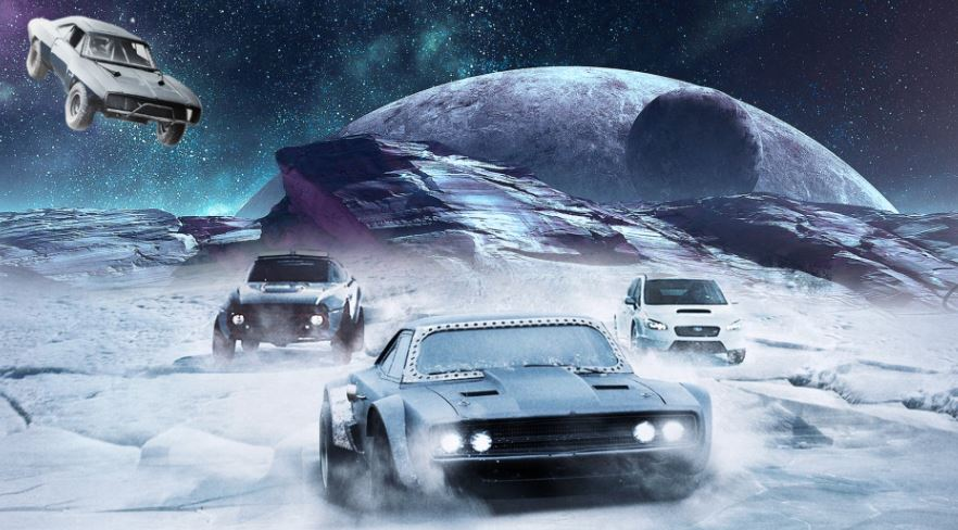 Fast & Furious 9 Going To Space By Ludacris