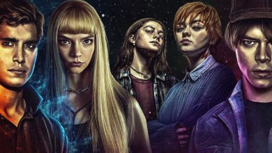 Photo of First 2 Minutes of The New Mutants & Extra Footage Revealed at Comic Con 2020