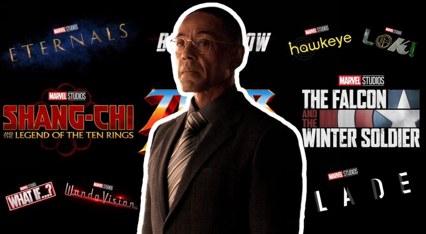 Marvel is Eyeing Giancarlo Esposito For Doctor Strange