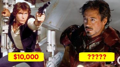 Photo of Stars Who Were Shockingly Paid Almost Nothing For These Famous Roles