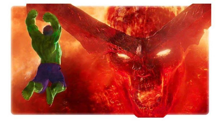 Thor Ragnarok Villain Surtur