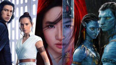 Mulan, All Avatar Sequels & Star Wars Films