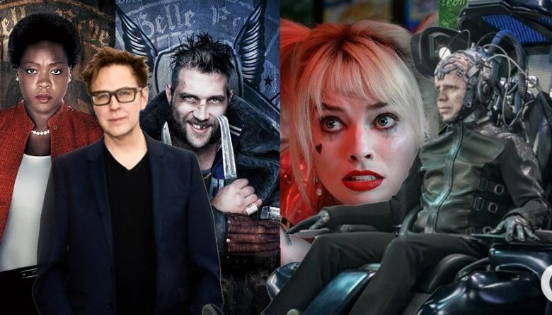 DC Casting Leak Reveals James Gunn's The Suicide Squad Main Villain