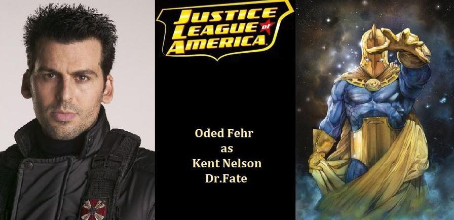 Black Adam- Noah Centineo Cast as Atom Smasher: