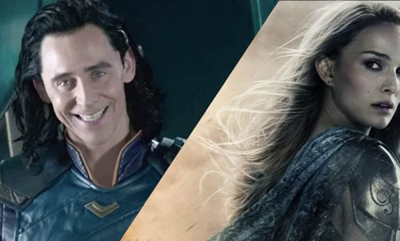 Jane Foster's Thor From Loki's Timeline
